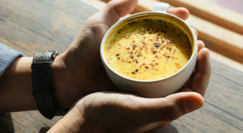 7 Superfood Lattes Better Than The Coffee