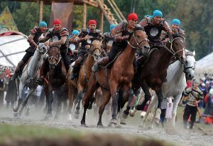 Kyrgyzstan World Nomad Games featured