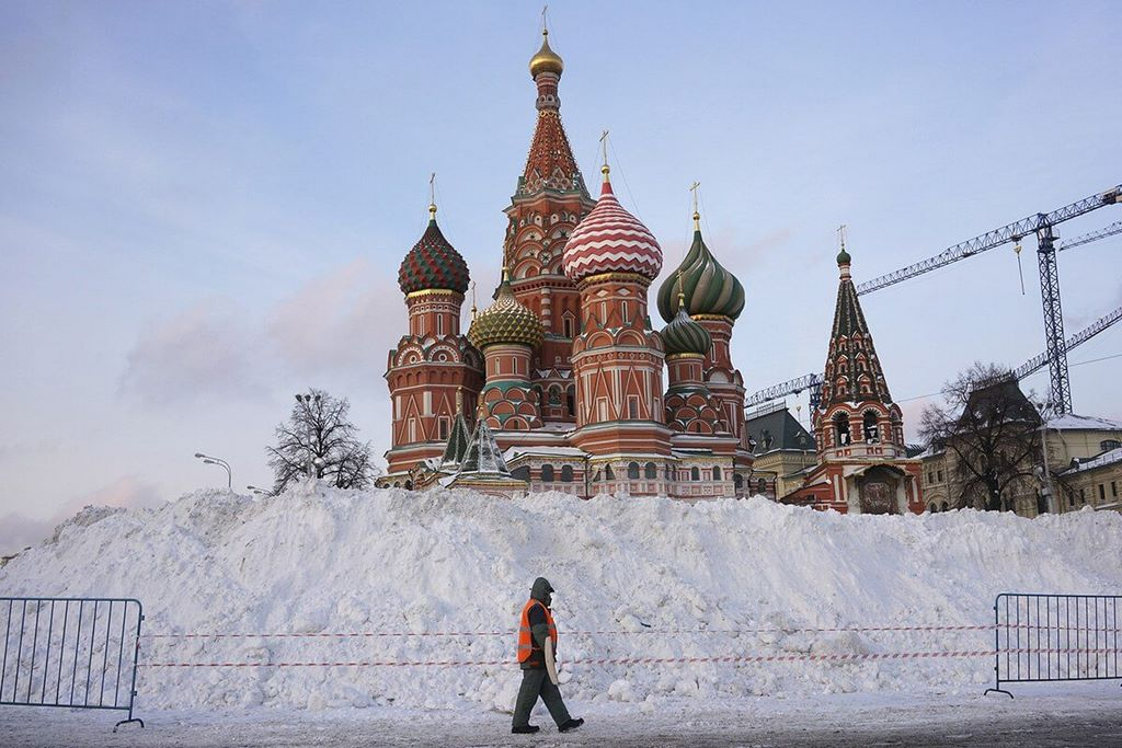 Moscow Red square 7