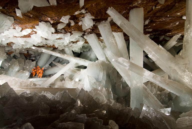 crystal cave mexico