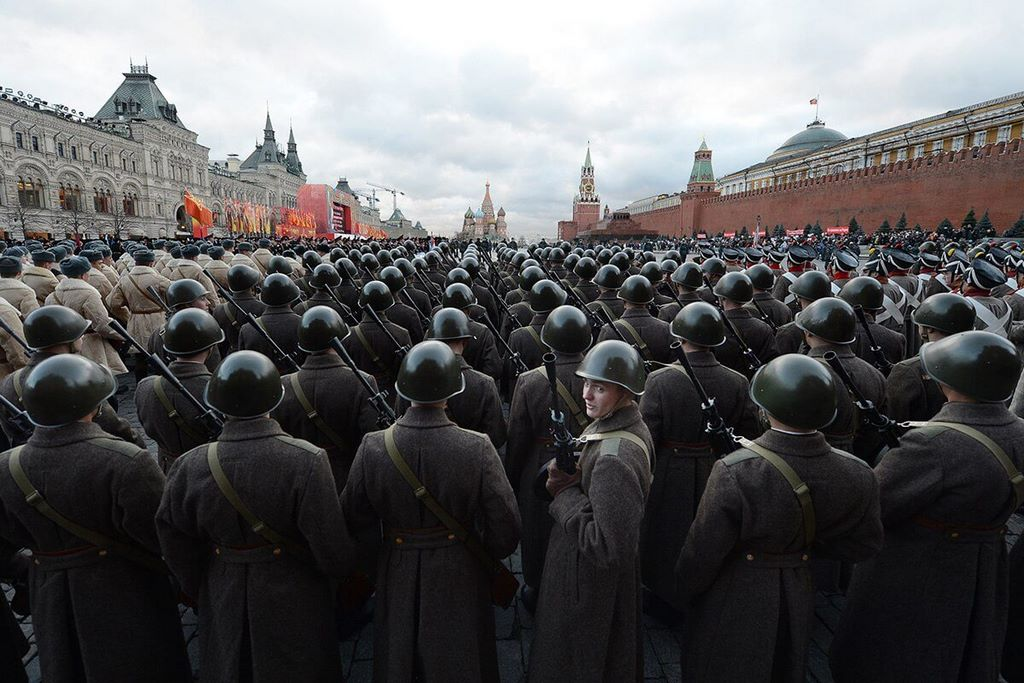 Moscow Red square 5