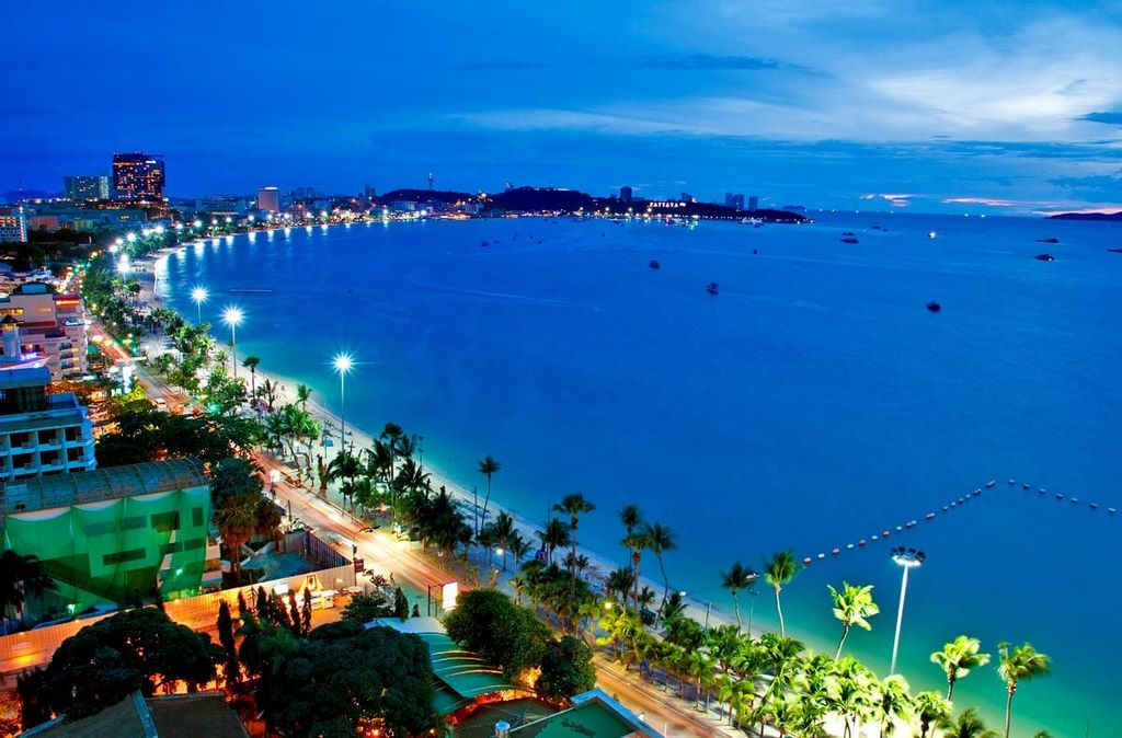 Pattaya popular city