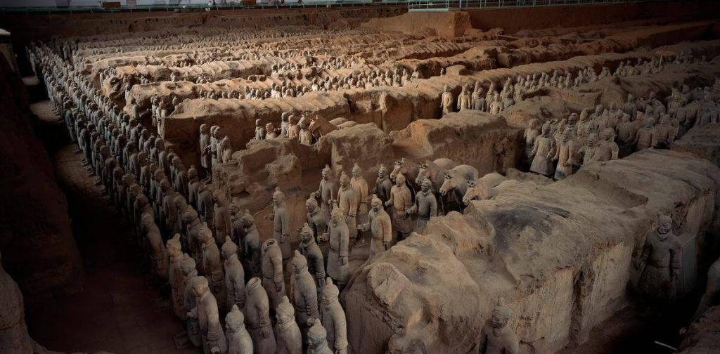 China's Ancient Terra-Cotta Warriors May Rewrite History