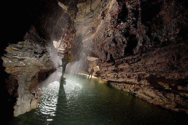 deepest cave on planet