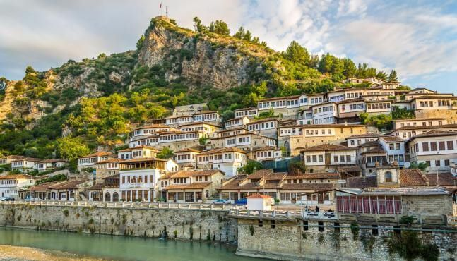 berat-old-city