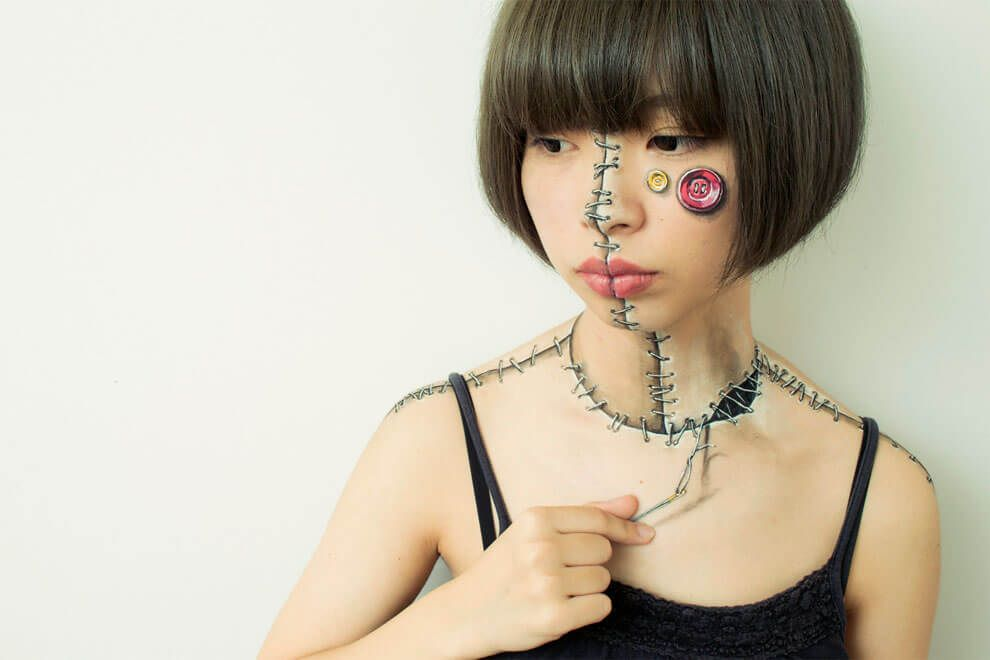 japanese-artist-chooo-san-s-incredible-illusionary-makeup-art-6