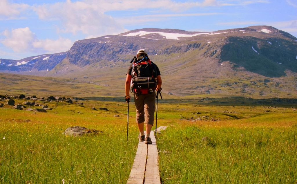 best hiking routes