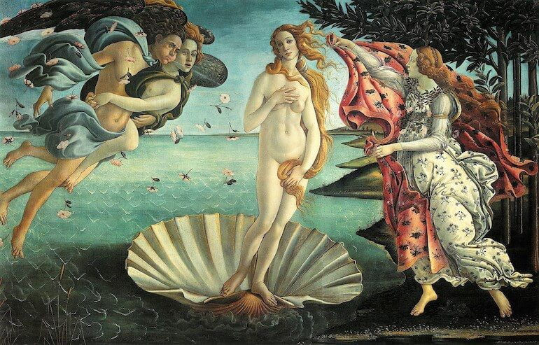 Top 10 Art Masterpieces Around The World You Have To See At Least Once