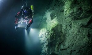 deepest cave on Earth