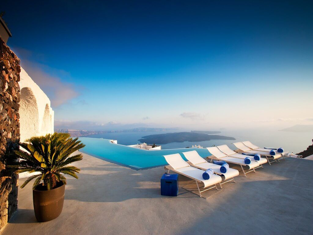 Greece best hotel
