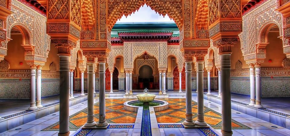 moroccan-palace