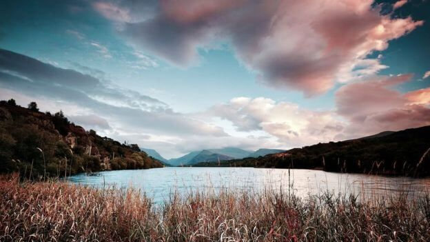 Magical Autumn Scenes Of Snowdonia