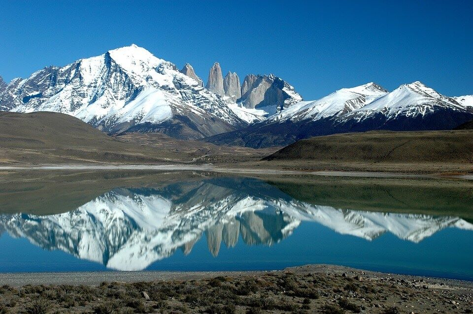 Torres Del Paine in southern Patagonia