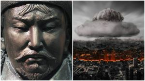 Genghis-Khan Grave-Site Might Be Cursed And Spark World War III - If It's Ever Found