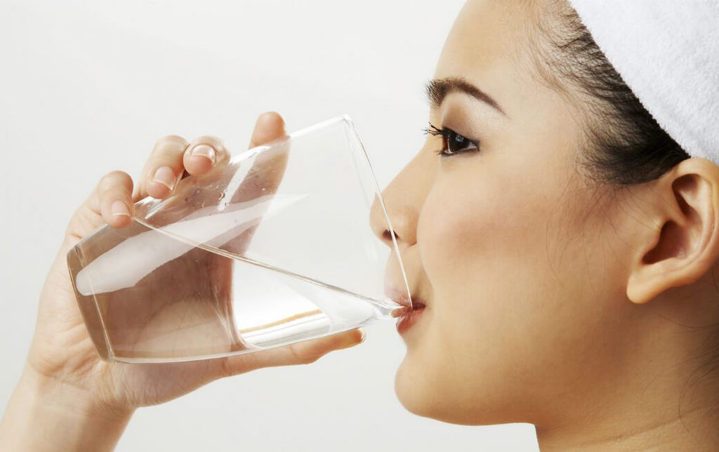 drinking water benefits