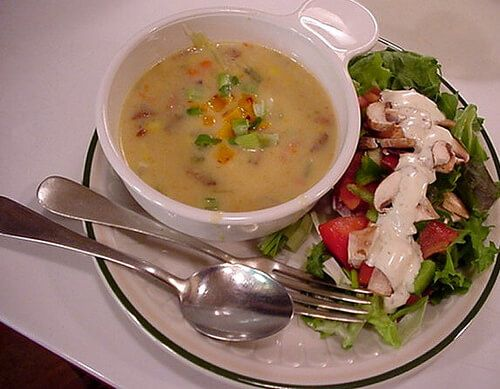 salad soup diet