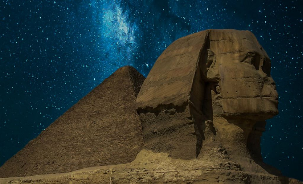 mystery of sphinx