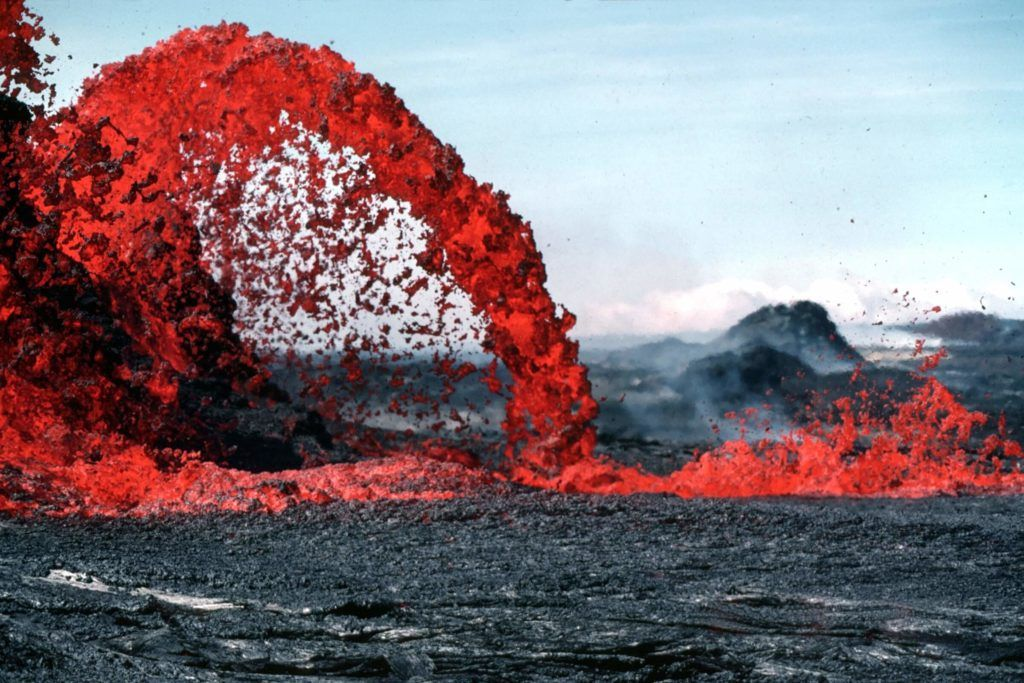The Lava Which Lets You To Walk And Survive
