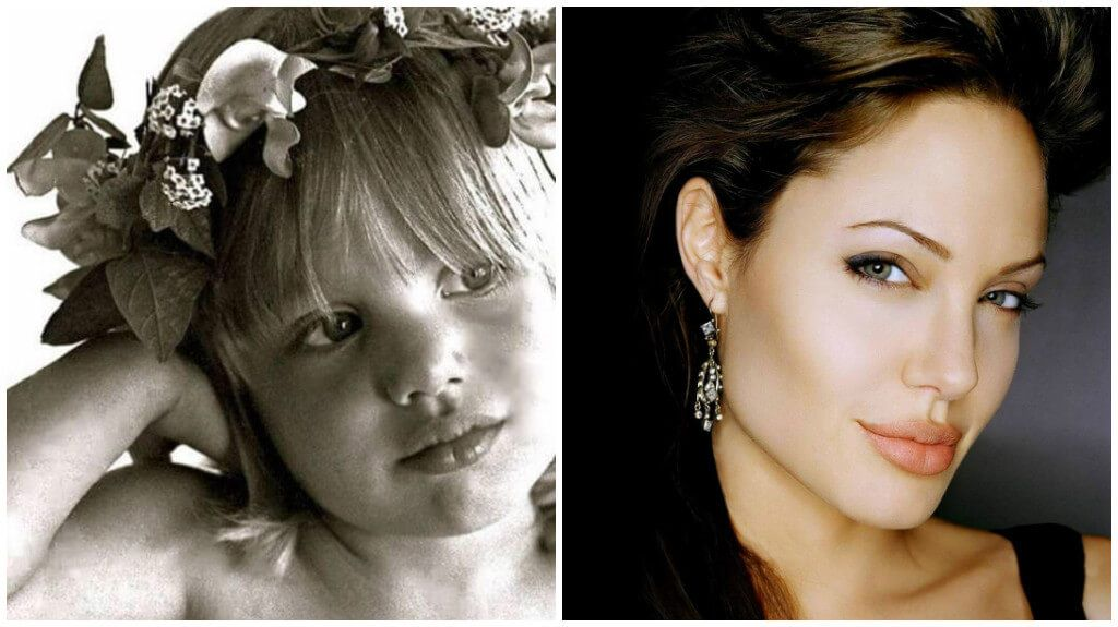 Adorable Celebrity Childhood Photos