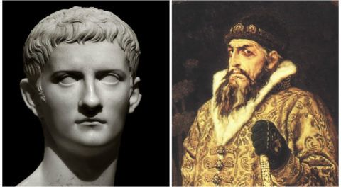 25 Most Insane Rulers Of All Time