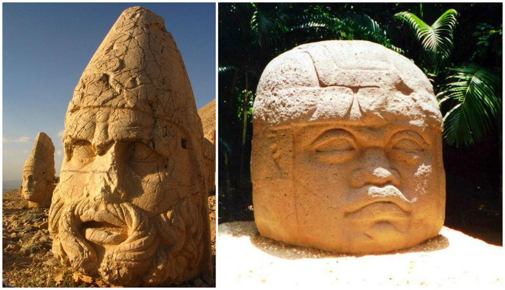Stunning Stone Portraits Around The World