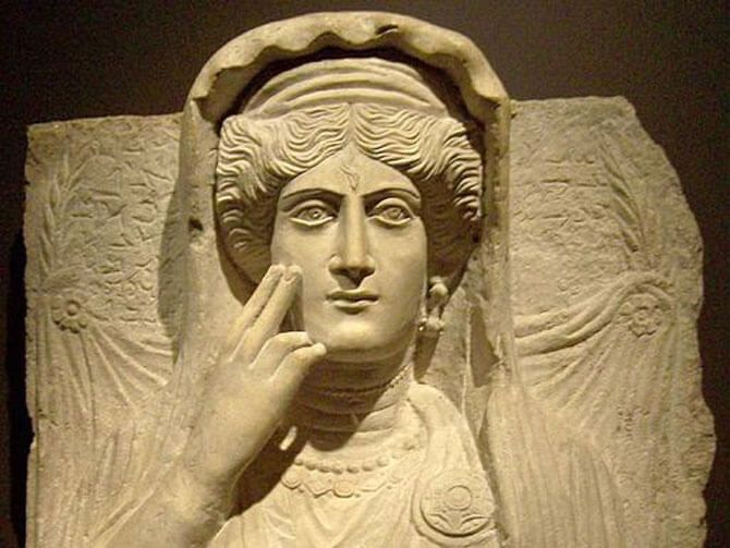 Iron Lady Of Ancient World: Mavia Of Arab