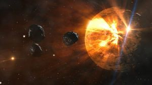 Was It Really The Space Stone? 2 Similar Occurrences Which Zapped The Scientific Community