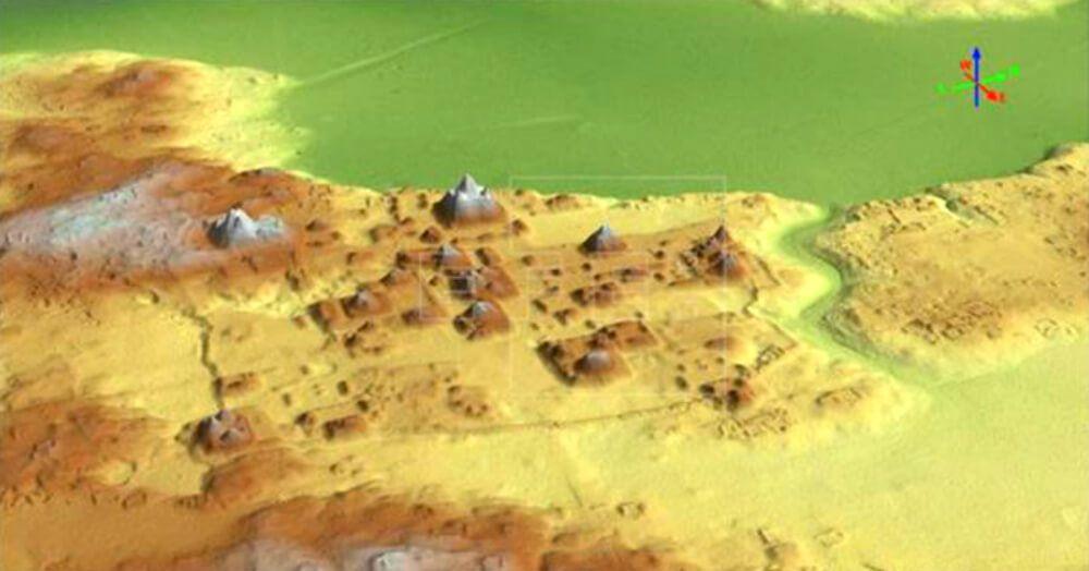 Super Highways Network Found Associated With Ancient Maya Civilization In Guatemala