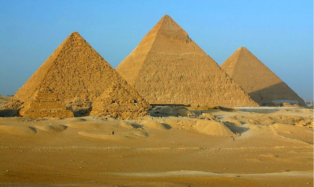 10 Most Ludicrous Theories About Pyramids That Don't Involve Aliens