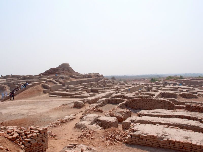 Mohenjo Daro: Scientists To Inearth 5,000-Year-Old Lost City In Pakistan