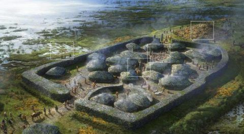 Britain's Ancient Capital: 5,000-Year-Old Buildings On Orkney