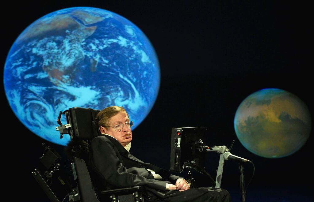 Stephen Hawking Claims Black Holes Are Pathway To Reach Another Universe