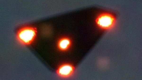 September 1977 Did Witness A UFO Invasion