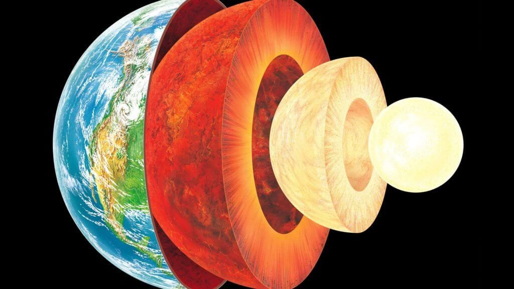 The Third Element Of The Earth's Core Revealed