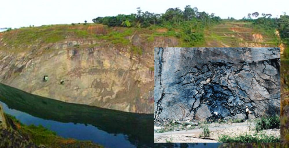 2-Billion-Year-Old Natural Nuclear Reactor In Gabon, Western Africa