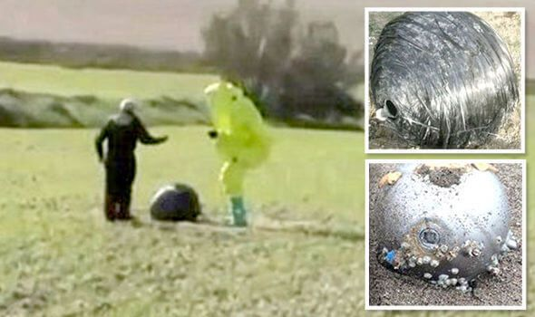 Mystery Around Strange UFO Orbs That Are Crashing Earth From Outer-Space