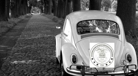 Trench Digging VW Beetles - Designed By The CIA To Spy On The Soviets