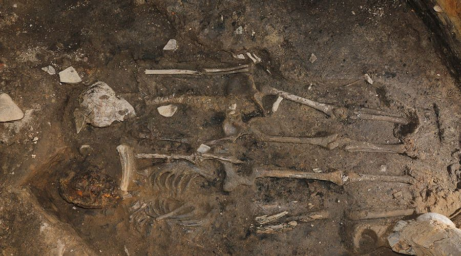 Shocking Discovery: Evidence Of Human Sacrifice For Building Project Found In Korean Palace