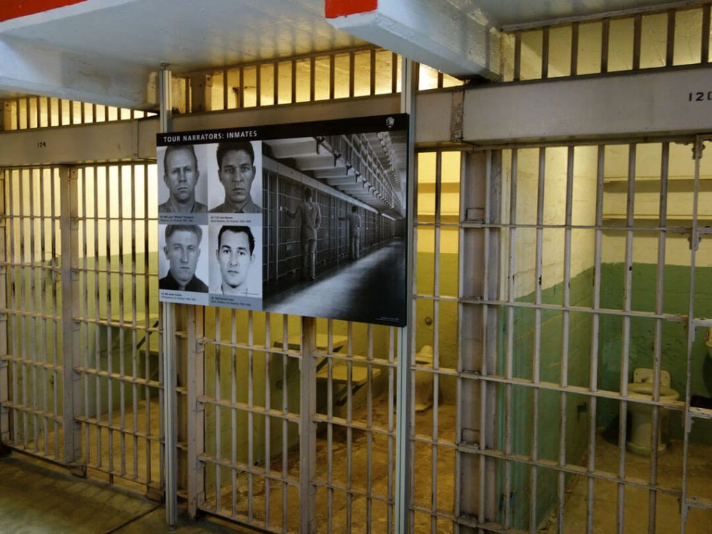 Unsolved Mystery Of Escaping From Alcatraz