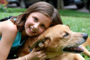 Pets Are As Good Friends As Siblings To Children, Study Says