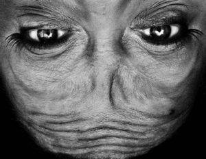 Upside-Down Photographs Of Faces Make People Look Like Aliens