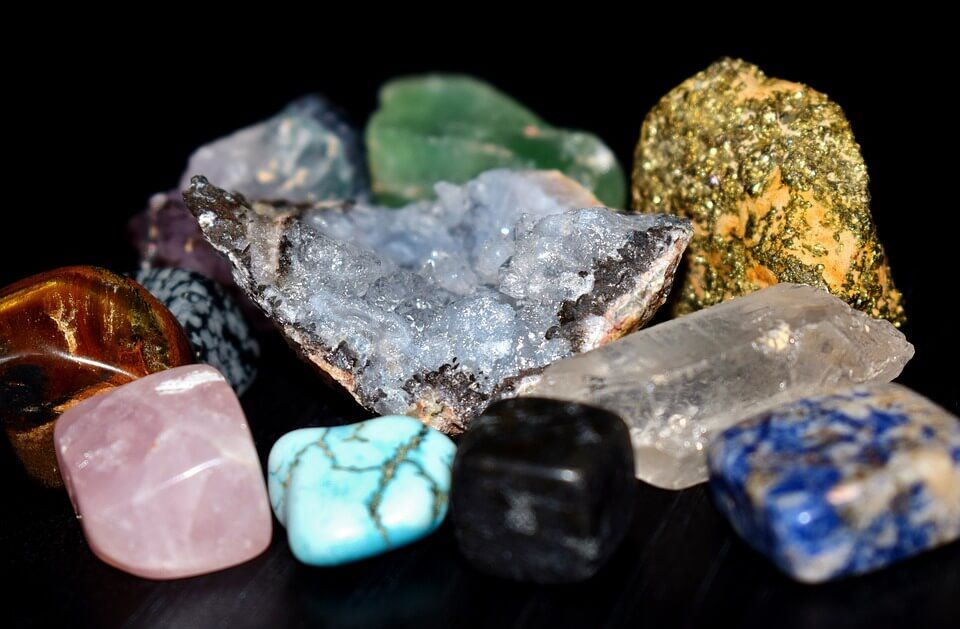Healing Crystals That Protect Your Aura