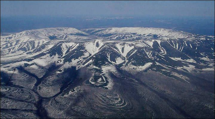 A Moon Crater On Earth? Visit Siberia's Treasure Mountain, Source Of Platinum Crystals