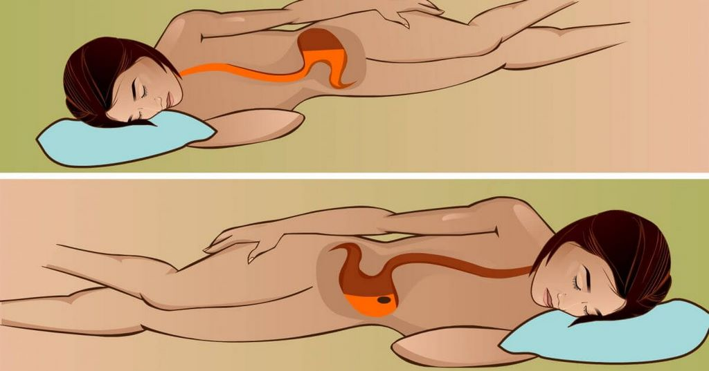 7 Reasons Why You Should Always Sleep On Your Left Hand Side