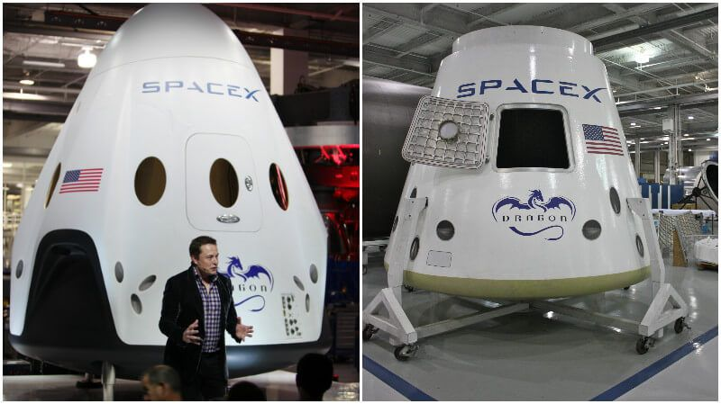 SpaceX Announces 2018 Manned Trip To Orbit Moon