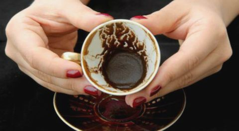 The Ancient Art Of Coffee Cup Reading
