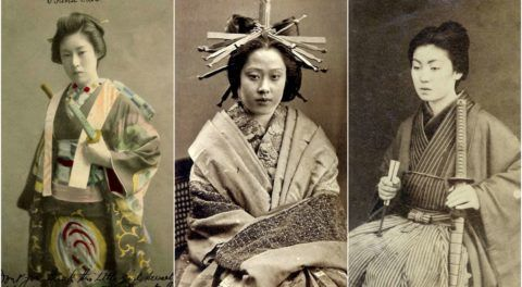 Samurai Girl Power: You Don't Mess with Them