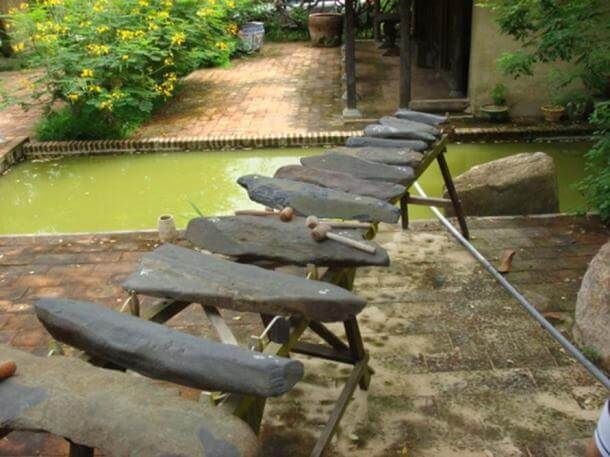 Mysterious Lithophones of Vietnam: Successors of the First Musical Instruments