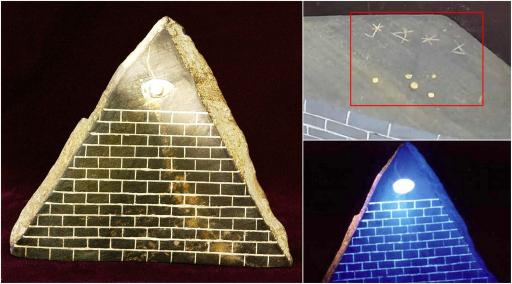 Mysterious Artifacts And A Pyramid In Ecuador Depicts Orion's Constellation