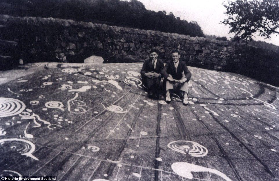Cochno Stone: 5,000-Year-Old Ancient Rock Art In Scotland Remains A Mystery